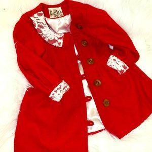 Sado Boutique 2T Jacket ❤️